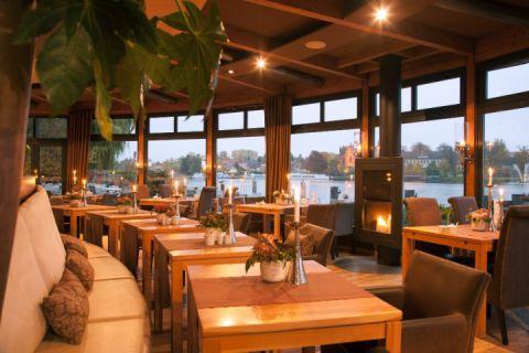 Restaurand am See - Hotel Rosendomizil Malchow