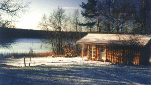 Sauna - KIWI Ferienwohnungen