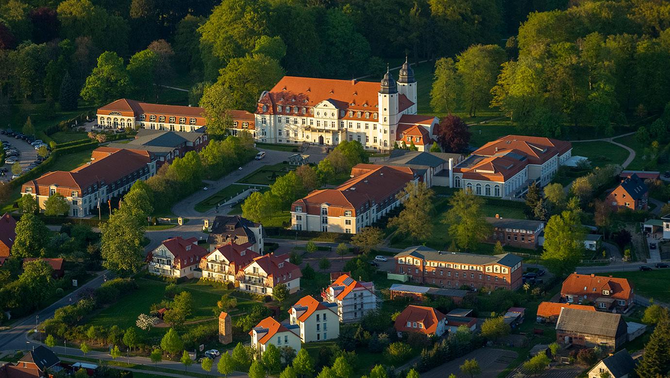 Schlosshotel - Hotel & Sportresort Fleesensee