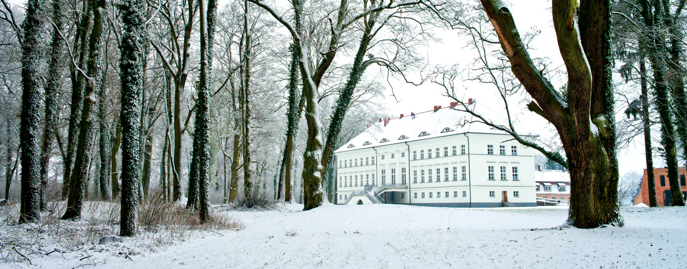 Winter-Kurzurlaub im Gutshaus