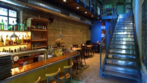 Kachelofenfabrik Innenansicht Restaurant