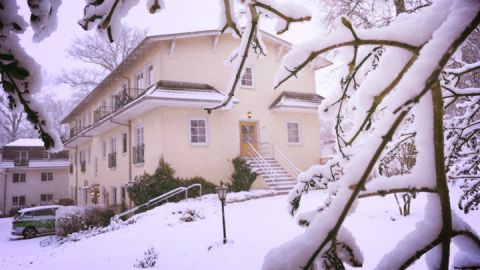 Winterurlaub Ferienresidenz Müritzpark
