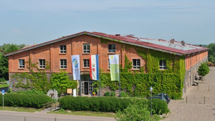 Feldsteinscheune Bollewick