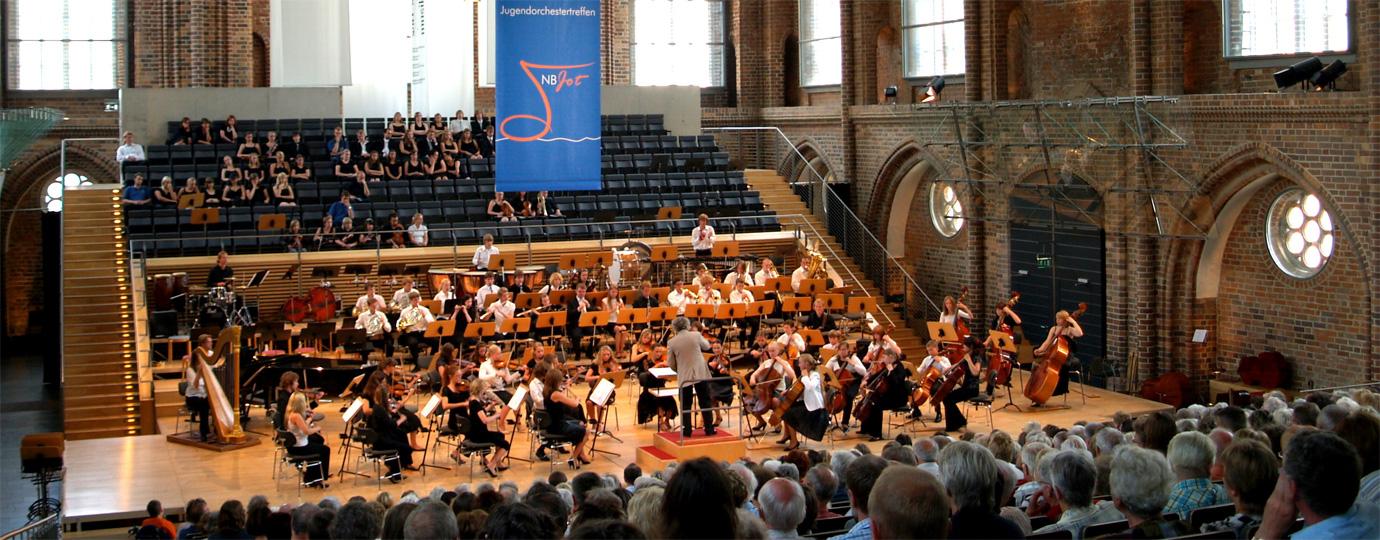 Konzert in der Konzertkirche Neubrandenburg